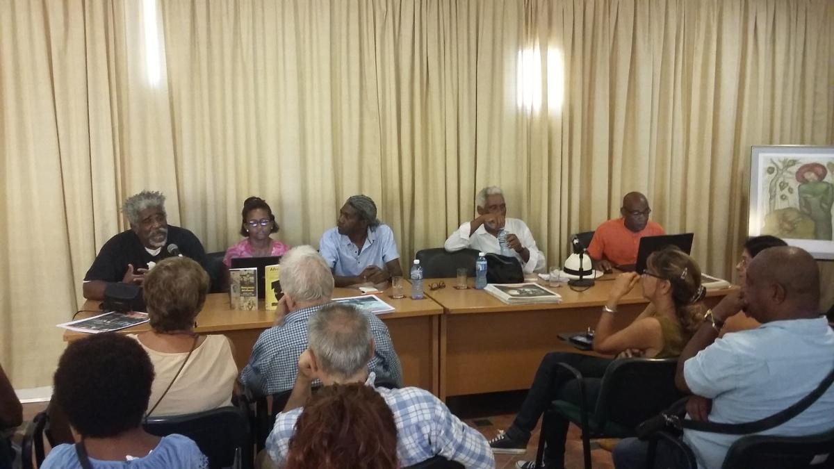 El racismo antinegro en los estudios literarios cubanos.                                                                                                                                               Por Alberto AbreuArcia